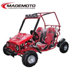 New Double Seat 125cc Sport off Road Go Kart pictures & photos