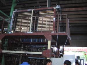 Sj65-FM600 Double Head PE Film Blowing Machine (CE) pictures & photos