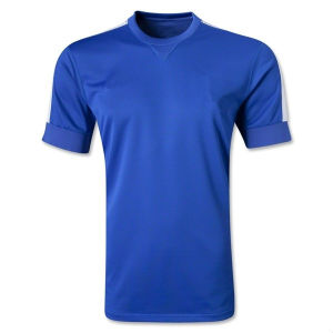 New 2014 Away Blue Soccer Jersey Uniforms