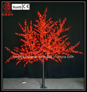 LED Red Simulation Cherry Tree Light pictures & photos