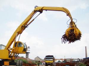 Hydraulic Orange Peel Grab for Scrap Steel Material pictures & photos