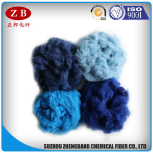 Recycling 7D*64mm Solid Polyester Staple Fiber Buy Direct From China Wholesale