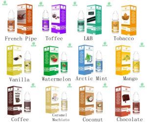 Aromatic Flavor E Liquid with 0mg~36mg