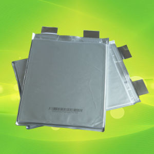 High Quality Car Battery Cell of LiFePO4 Pouch Cell 20ah 25ah 30ah 33ah pictures & photos