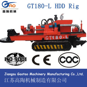 Gt180-L Underground Pipe Laying HDD Machine pictures & photos
