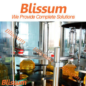 Full Automatic Pet Bottle Cooking Oil Filling Packing Machine pictures & photos