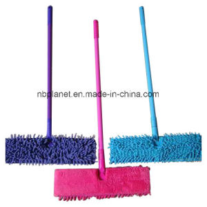 360 Rotatable Chenille& Velco Double-Sides Floor Mop Set pictures & photos