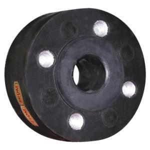 Viton Rubber Expansion Joint DIN Pn6