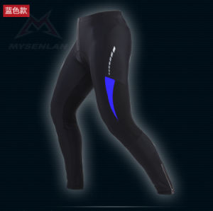Mysenlan Men Long Cycling Pants for Summer