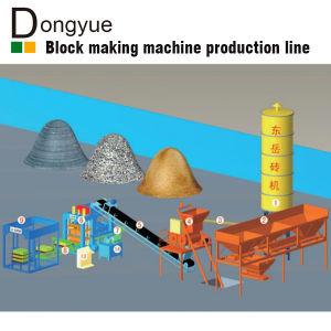 Qt 10-15 Automatic Hollow Block Making Machine Qt10-15 Dongyue pictures & photos