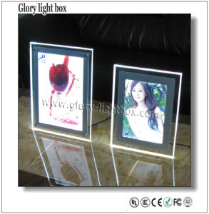 Table Putting Model Crystal Light Box (SJ025) pictures & photos