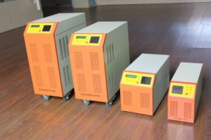 500W 1kw 300W 700W Solar Hybrid Inverter with Controller Built in pictures & photos