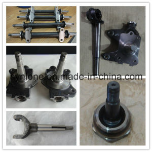 OEM Metal Fabrication Forged Shaft for Machinery pictures & photos
