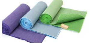 Microfiber TPE Yoga Mat pictures & photos