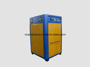 Ts-40 4HP Utral Quiet Cabinet Type Belt Driven Air Compressor pictures & photos