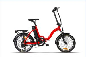 "20"" Foldable Electric Bicycle pictures & photos"