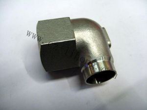 """3/4"""" Stainless Steel DIN 2999 90 Degree Elbow M/F pictures & photos"""