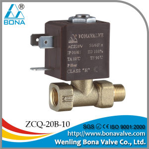Air Welding Solenoid Valve (ZCQ-20B-10) pictures & photos