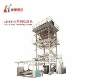 Full Automatic Chsj-E Series Film Blowing Machine pictures & photos