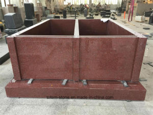 Granite Graveside Memorial Plaques Vases Stones Headstones for Graves for Sale pictures & photos