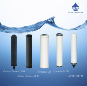 Home Household Premium Ceramic Water Filter Cartridge pictures & photos