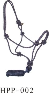 8mm PP Western Racing Horse Rope Halter pictures & photos
