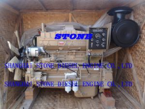 Cummins Nta855-P450 Complete Engine with Radiator for Water Pump pictures & photos