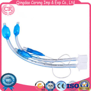 Disposable Cuffed Nasal Preformed Endotracheal Tube pictures & photos