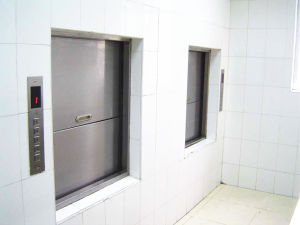 Dumbwaiter Elevator Service Lift with Window Type pictures & photos