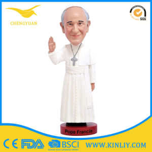Hot Sale Funny Resin Bobblehead Promotion Gift pictures & photos