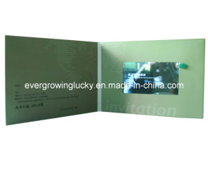 LCD Screen Video Card /Video Book /Video Brochure/ Video Module pictures & photos