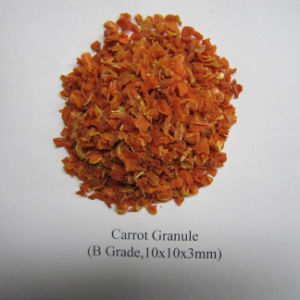 Exporter Standard Quality of Dehydrated Carrot Granule pictures & photos
