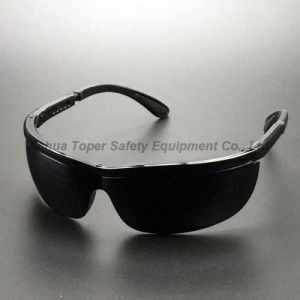 ANSI Z87.1 Wraparound Lens Safety Eyeglass with Soft Leg Pad (SG109) pictures & photos