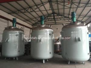 PVAC Polyvinyl Acetate Emulsion Reactor Kettle pictures & photos