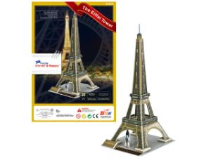 The Eiffel Tower Intelligent DIY 3D Puzzle (10222797) pictures & photos