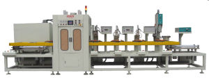 Production Line for Balance Ring