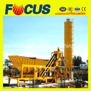 Small Portable Concrete Batch Plant Yhzs25 Concrete Batching Plant pictures & photos