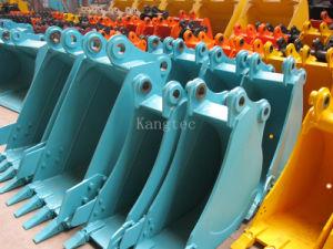 Gp Bucket 600mm Width for Kobelco (SK135) pictures & photos