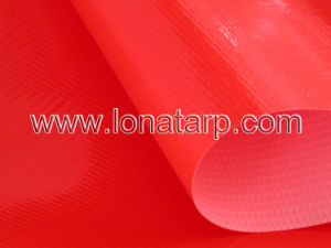 PVC Laminated Tarpaulin with High Qualty