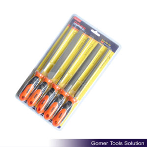 "5PCS 8"" Steel File Set (T06186)"