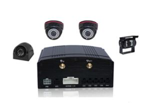 High Definition 4CH HDD Support Surveillance Mobile Vehicle DVR pictures & photos