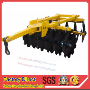 Agriculture Machine Tiller for Sjh Tractor Mounted Disc Harrow pictures & photos