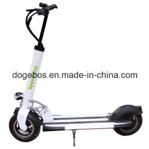 Lightest Folding 2 Wheels Electric Bike (DG-K202) pictures & photos