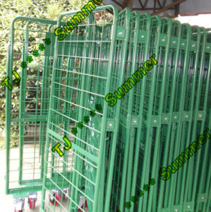 Movable Folding Nesting Roll Container pictures & photos