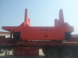 Molten Steel Transporting Car/ Steel Ladle Car Supplier/Steel Ladle Car pictures & photos