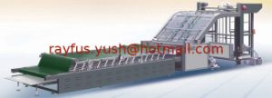 Single Faced Corrugated Sheet Pasting Machine pictures & photos