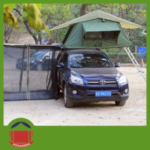 Camping Car Outdoor Roof Top Tent with Awning Net pictures & photos