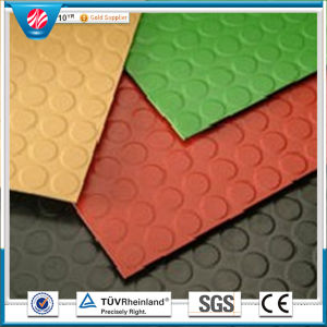 Hospital Rubber Flooring/Gym Rubber Tile/Outdoor Rubber Flooring