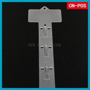 Supermarket Display Clip Strip on Shelf (CLP-003)