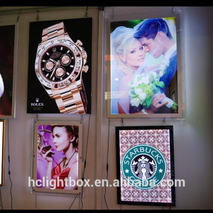 Acrylic Photo Frame Picture Frame Crystal Light Box with CE Certificate! pictures & photos